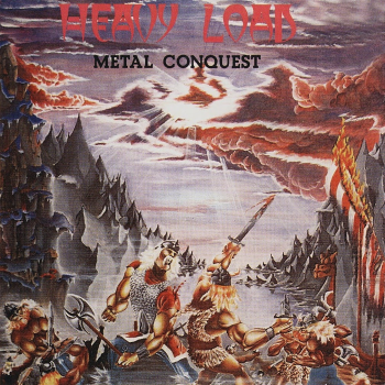 Heavy Load – Metal Conquest (1981)