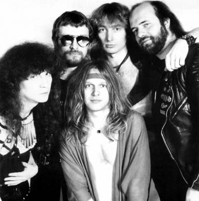 Ostrogoth Band Heavy Metal 1983