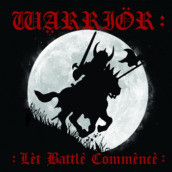 Warrior (UK) – Let Battle Commence (1980)