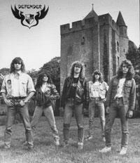 Defender Netherlands Heavy Metal