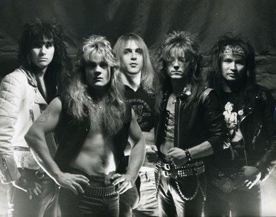 Savage Grace Heavy Metal