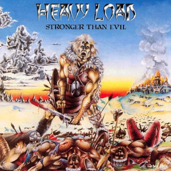 Heavy Load – Stronger Than Evil (1983)