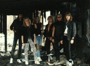Witch Cross Heavy Metal