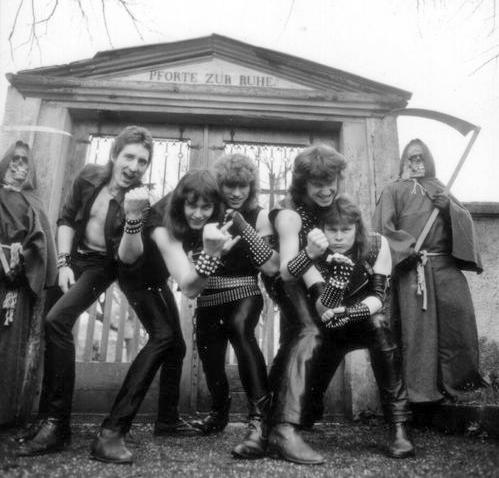 Stormwitch Germany Heavy Metal