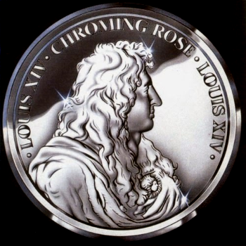 Chroming Rose – Louis XIV (1990)