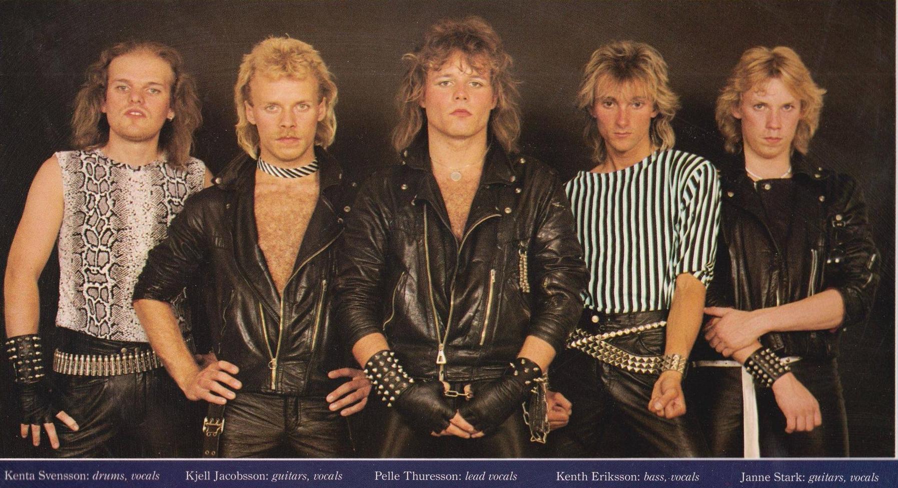 Overdrive Sweden Heavy Metal