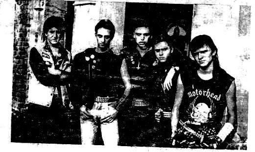 Black Evil Italy Heavy Metal