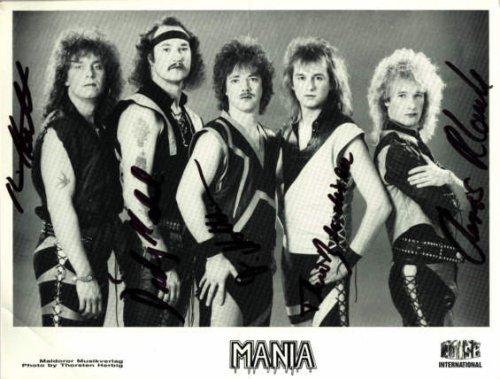 Mania Germany Heavy Metal