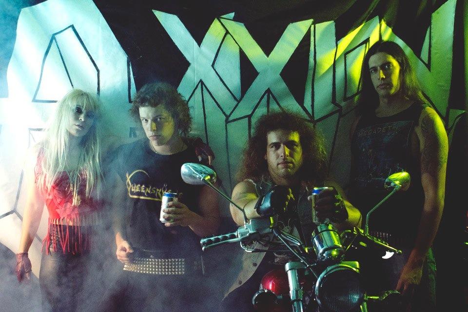 Axxion CANADA Heavy Metal