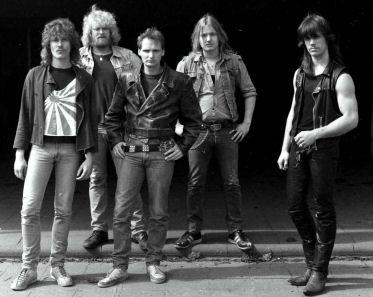 Vault Netherlands Heavy Metal