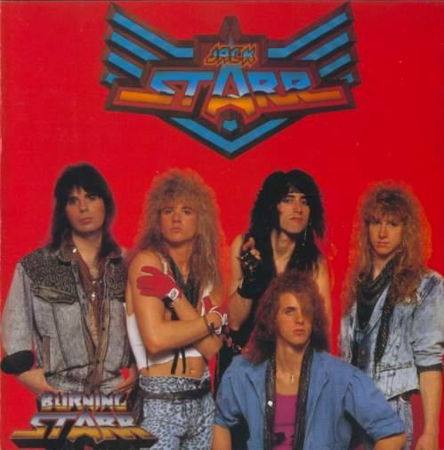 Burning Starr USA Heavy Metal