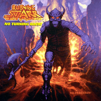 Burning Starr – No Turning Back (1986)