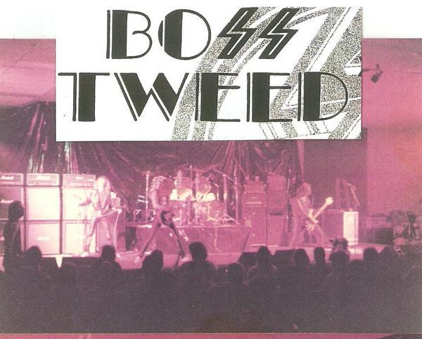 Boss Tweed USA Heavy Metal