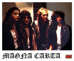 Magna Carta Greece Power Metal
