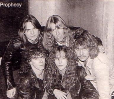 Final Prophecy USA Epic Metal Heavy Metal