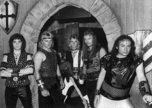 Black Knight Canada Heavy Metal