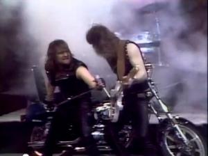 Blacklist Band 80s Metal