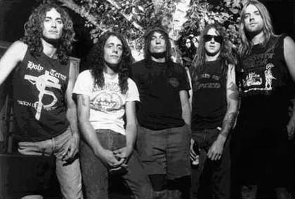Holy Terror Band Photo