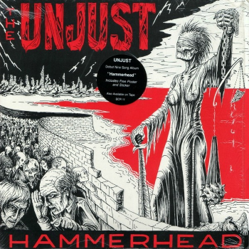 The Unjust – Hammerhead (1987)