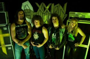 Axxion Canada Metal band