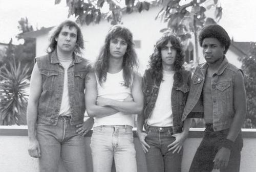 Hirax 1984 Demo