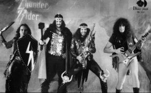 Thunder Rider Heavy Metal Canada