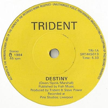 Trident – Destiny (1984)