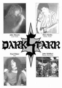DarkStarr EP 1983