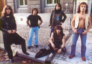 High Power France 1983