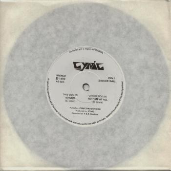 Cynic (UK) – Suicide (1983)