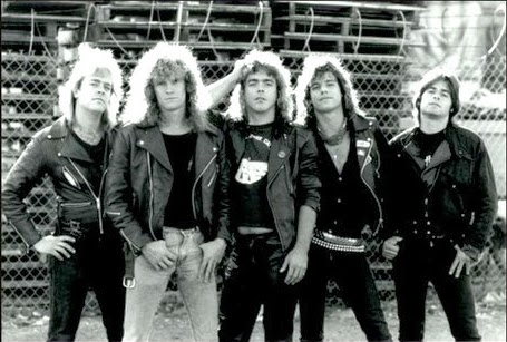 Ruffians Heavy Metal USA