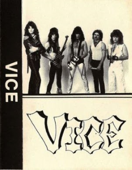 Vice – The Demo (1985)
