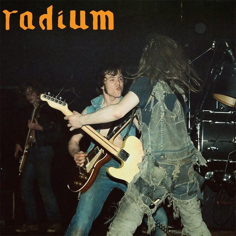 Radium UK NWOBHM