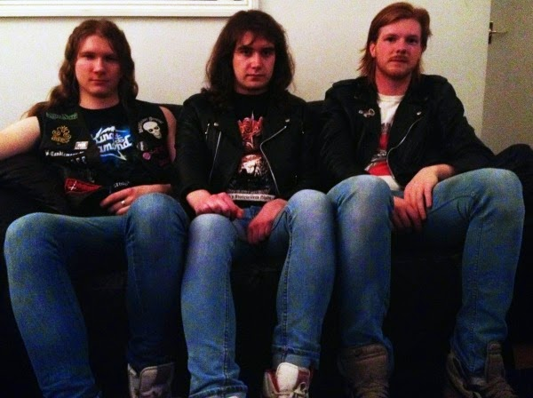 Seven Sisters (UK) NWOBHM Heavy Metal