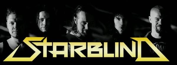 Starblind Sweden 2014