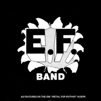 E.F. Band – Night Angel (1979)