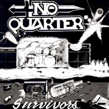 No Quarter (UK) – Survivors (1983)