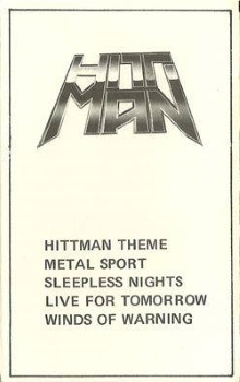 Hittman – Metal Sport (1985)