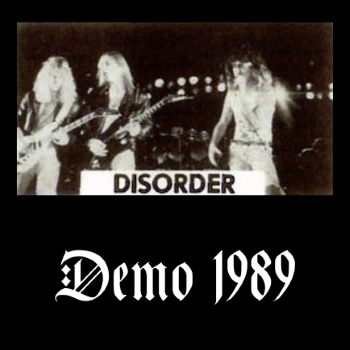 Disorder (USA) – Demo (1989)