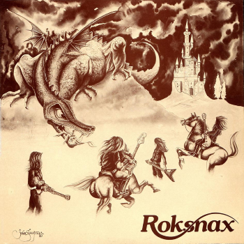 Various Artists – Roksnax (1980)