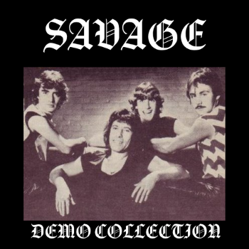 Savage (Nld) – Demo Collection (1981-1982)