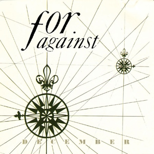 FOR AGAINST – December (1988)