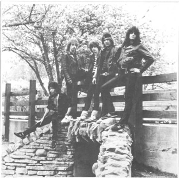 Ironhawk Heavy Metal USA