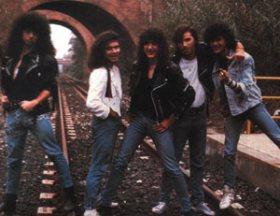 Danger Zone Italy Heavy Metal