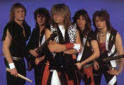 220 Volt Sweden Heavy Metal