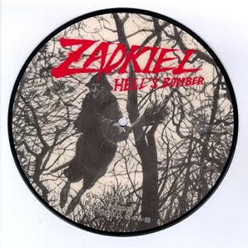 Zadkiel – Hell's Bomber (1986)