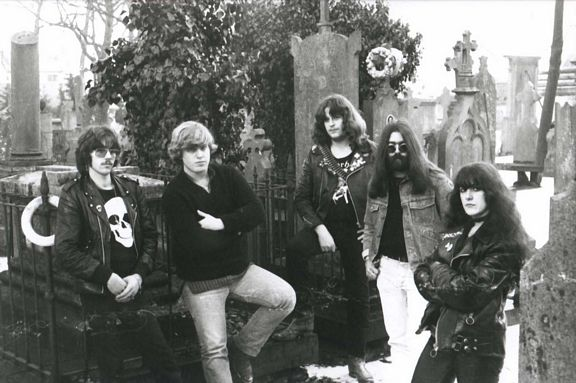 Acid Belgium Heavy Metal