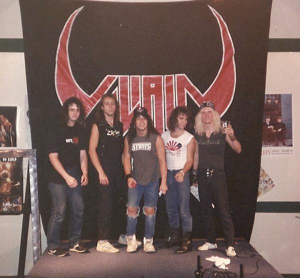 Villain USA Heavy Metal