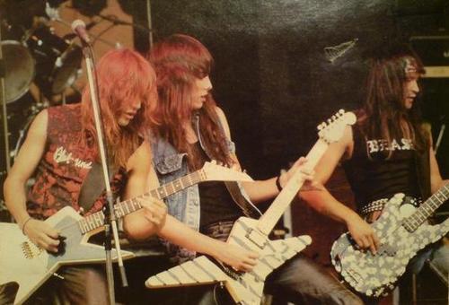Savage Grace USA Heavy Metal Speed Metal