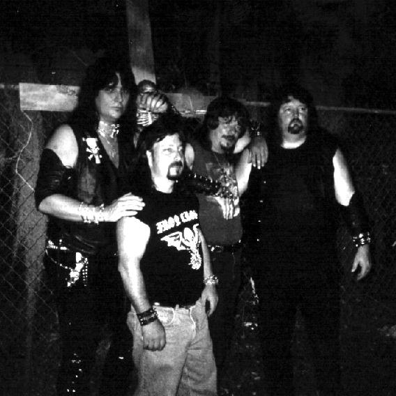 Iron Cross Heavy Metal